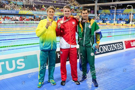 Editorial picture of 21st Commonwealth Games, Gold Coast, Queensland, Australia - 10 Apr 2018