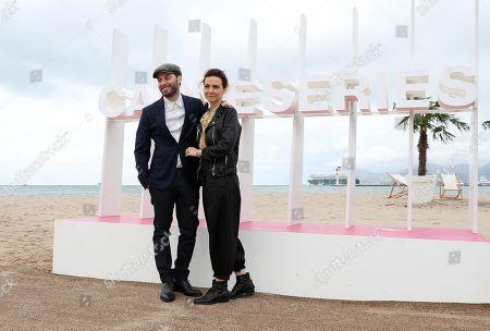 Stefano Lodovichi and Camilla Filippi