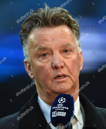 Louis van Gaal Dutch football manager