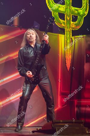 Judas Priest - Ian Hill