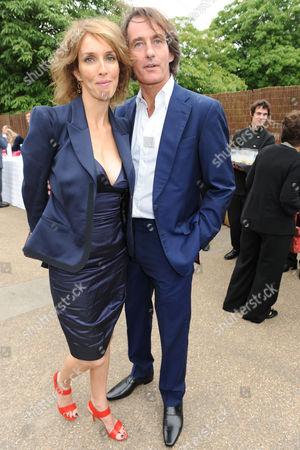 Sarah Woodhead and Tim Jefferies