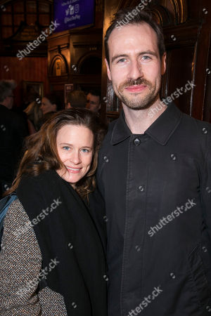 Katie Brayben and Eugene McCoy