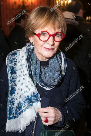 Stock Photo of Anne Robinson