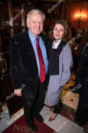 Michael Grade and Francesca Leahy
