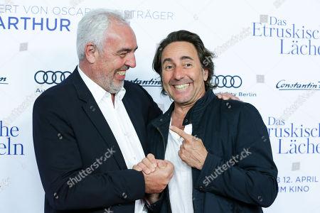 Hans Reiner Schroeder and Dieter Landuris