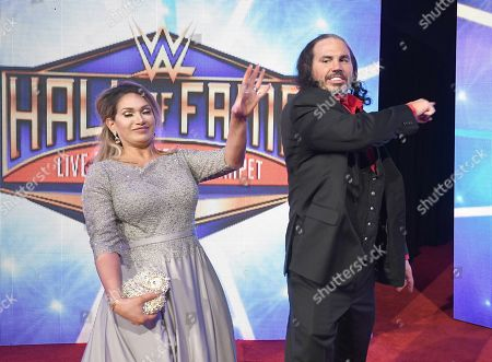 Editorial picture of WWE Hall Of Fame Induction, New Orleans, USA - 06 Apr 2018