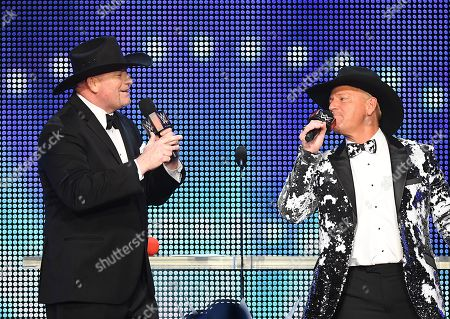 Stock Photo of Road Dogg and Jeff Jarrett
