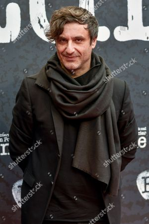 Editorial image of 10th Annual Crime Film Festival, Beaune, France - 07 Apr 2018