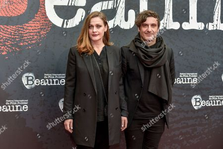 Editorial photo of 10th Annual Crime Film Festival, Beaune, France - 07 Apr 2018
