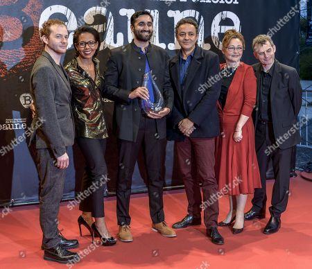 Malik Zidi, Audrey Pulvar, Shoaib Lockhandwalla, Chad Chenouga, Catherine Frot, Lucas Belvaux.