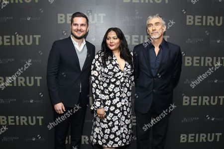 Mike Weber (Producer), Shivani Rawat (Producer), Tony Gilroy (Producer/Screenwriter)