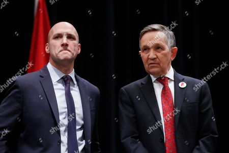 Editorial image of Ohio Governors Race Democrats, Middletown, USA - 10 Apr 2018