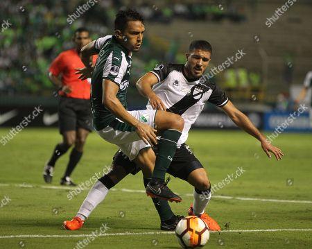 Abel Aguilar and Gonzalo Camargo