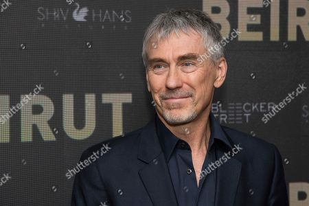 "Stock Picture of Tony Gilroy attends a screening of ""Beirut"" at the Robin Williams Center, in New York"