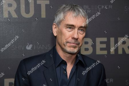 "Tony Gilroy attends a screening of ""Beirut"" at the Robin Williams Center, in New York"