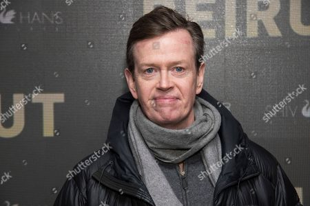 """Dylan Baker attends a screening of """"Beirut"""" at the Robin Williams Center, in New York"""