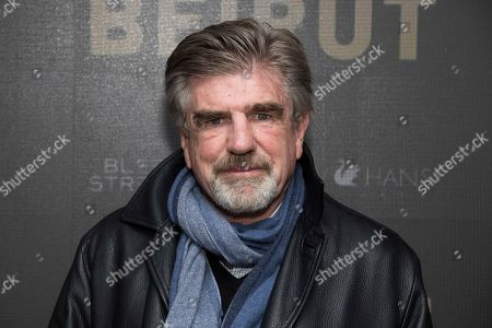 "Tom Freston attends a screening of ""Beirut"" at the Robin Williams Center, in New York"