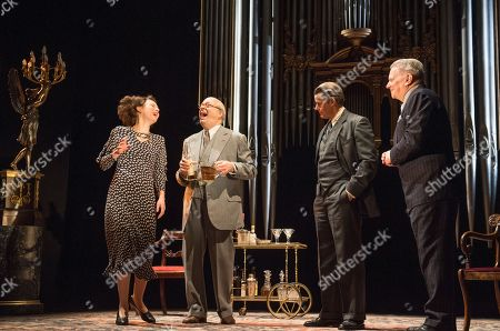 Nancy Carroll as Audrey Mildmay, Roger Allam as John Christie,  Anthony Calf as Carl Ebert, Paul Jesson as Fritz Busch