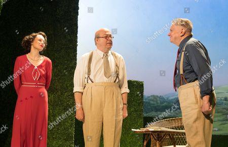 Nancy Carroll as Audrey Mildmay, Roger Allam as John Christie, Paul Jesson as Fritz Busch