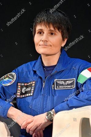 Italian astronaut Samantha Cristoforetti