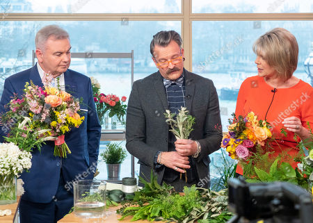 Editorial picture of 'This Morning' TV show, London, UK - 11 Apr 2018