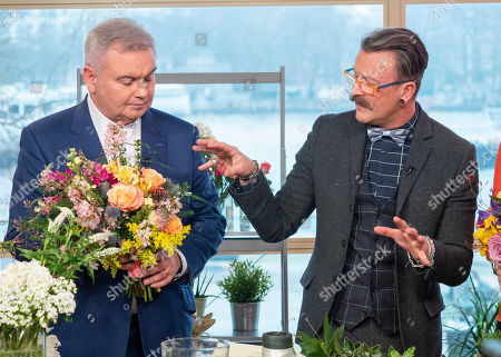 Editorial photo of 'This Morning' TV show, London, UK - 11 Apr 2018