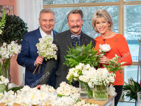 Editorial image of 'This Morning' TV show, London, UK - 11 Apr 2018