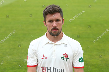 Editorial photo of Lancashire County Cricket Club Photocall, Old Trafford, Manchester, UK - 11 Apr 2018