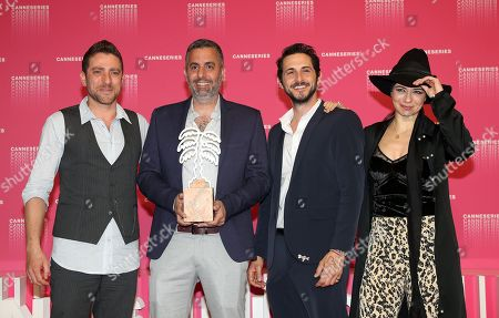 Editorial photo of Cannes International Series Festival, France - 11 Apr 2018