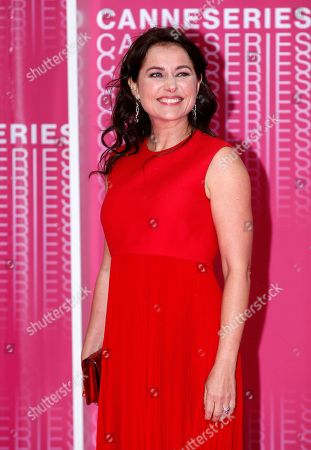 Stock Photo of Sidse Babett Knudsen