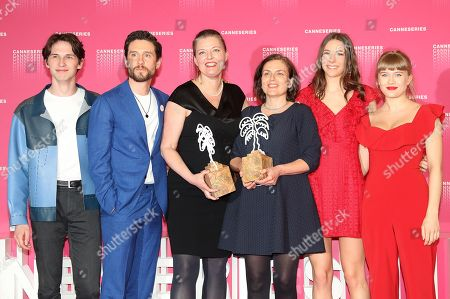 Editorial picture of Cannes International Series Festival, France - 11 Apr 2018