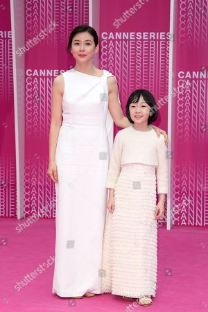 Lee Bo-young and Heo Yool from the serie 'Mother'