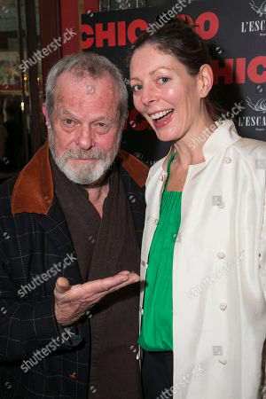 Terry Gilliam and Amy Gilliam