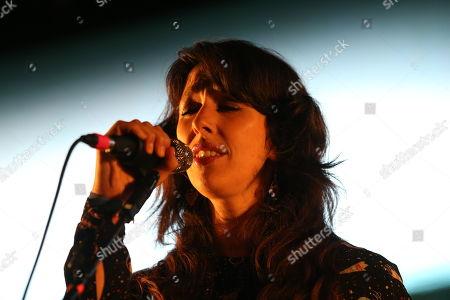 Public Service Broadcasting - guest vocalist Lisa Jen Brown