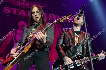 Editorial photo of Music Judas Priest in Green Bay, Green Bay, USA - 05 Apr 2018