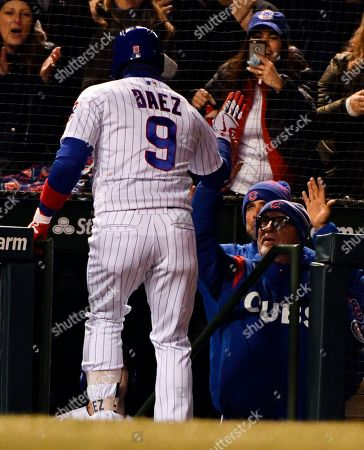 c00e6f26400 Pittsburgh Pirates v Chicago Cubs Stock Photos (Exclusive ...