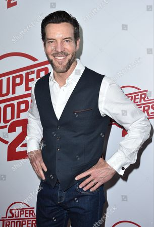 Editorial picture of 'Super Troopers 2' Film Premiere, Arrivals, Los Angeles, USA - 11 Apr 2018