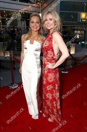 Marisa Coughlan and Ashley Jones