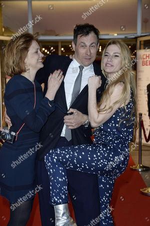 Editorial photo of Eroeffnung 14. ACHTUNG BERLIN 2018 new berlin film award, Berlin, Germany - 11 Apr 2018