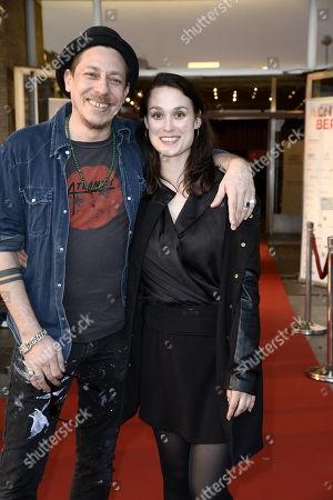 Editorial picture of Eroeffnung 14. ACHTUNG BERLIN 2018 new berlin film award, Berlin, Germany - 11 Apr 2018