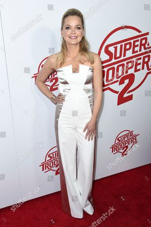 """Editorial picture of LA Premiere of """"Super Troopers 2"""", Los Angeles, USA - 11 Apr 2018"""