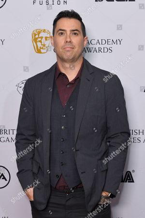 Editorial photo of 14th British Academy Games Awards, Arrivals, London, UK - 12 Apr 2018