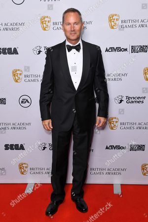 David Gardner - VP for Games, BAFTA