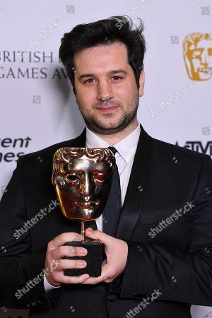 Stockfoton och stockbilder på 14th British Academy Games Awards ...