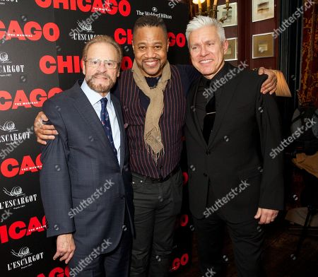 Barry Weissler (Producer) & Cuba Gooding Jr (Billy Flynn