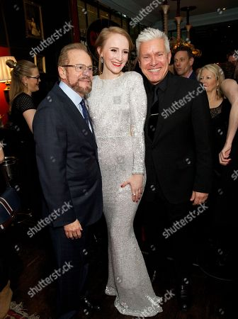 Editorial image of 'Chicago' opening night, after party, London, UK - 11 Apr 2018