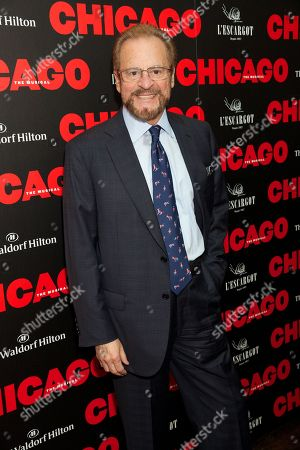Editorial picture of 'Chicago' opening night, after party, London, UK - 11 Apr 2018