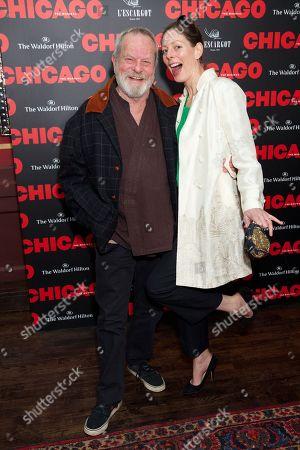 Terry Gilliam & Amy Gilliam
