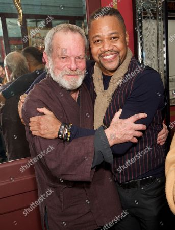 Terry Gilliam & Cuba Gooding Jr (Billy Flynn)