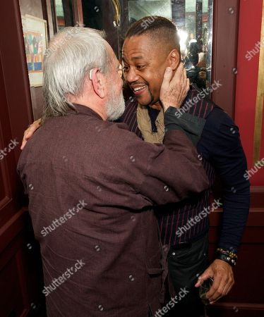 Terry Gilliam & Cuba Gooding (Billy Flynn